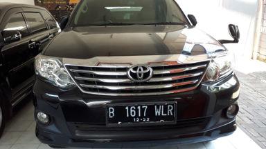 2011 Toyota Fortuner G - Siap Pakai (s-0)
