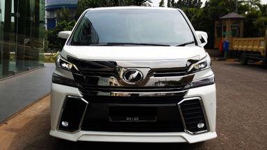 2015 Toyota Vellfire ZG Premium Sound - Mobil Pilihan (s-2)
