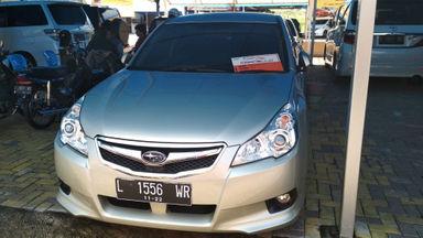 2010 Subaru Legacy AWD AT - Kondisi Mulus Istimewa KM Rendah