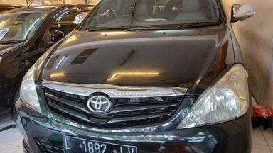 2010 Toyota Kijang Innova G - Bekas Berkualitas (s-0)