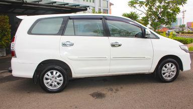 2013 Toyota Kijang Innova G MT - barang bagus terawat & siap tukar tambah (s-3)