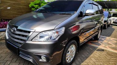 2014 Toyota Kijang Innova G 2.0 - Mobil Pilihan (s-0)