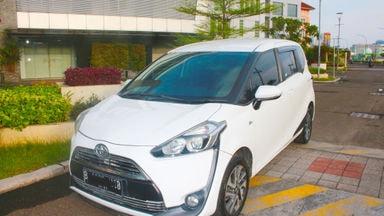 2016 Toyota Sienta V - barang bagus & harga murah, terima tukar tambah (s-0)