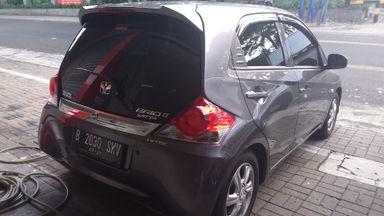 2016 Honda Brio E Satya - Mulus Terawat (s-8)