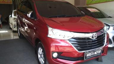 2016 Toyota Avanza G - Tangan Pertama