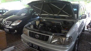 2000 Toyota Kijang LSX - Favorit Dan Istimewa