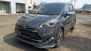 2017 Toyota Sienta Q AT - Terawat Siap Pakai (s-4)
