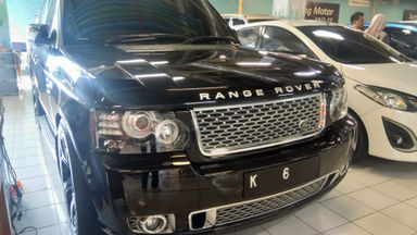 2012 Land Rover Range Rover Autobiography 5.0 Automatic - No Pol Cantik Low KM Istimewa