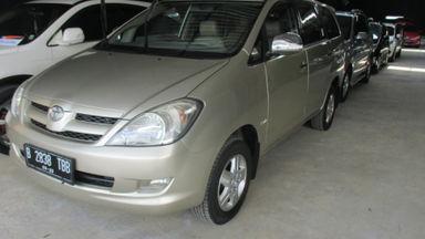 2007 Toyota Kijang Innova G - Murah Dapat Mobil Mewah