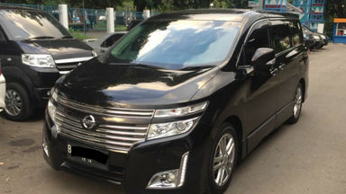 2013 Nissan Elgrand 3.5L HWS - Kondisi Istimewa Siap Pakai (s-0)