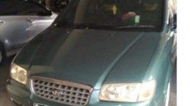 2002 Hyundai Trajet Gls - Mulus Siap Pakai Istimewa Siap Pakai