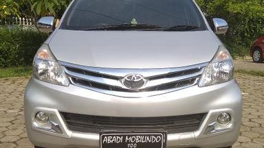 2014 Toyota Avanza G - Mulus Banget (s-1)