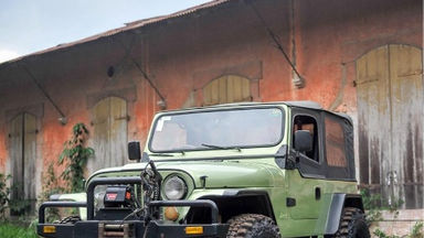 1981 Jeep CJ 7 4X4 - Good Condition Like New