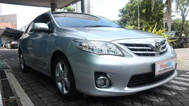 2013 Toyota Altis g - Kondisi Ok & Terawat Proses Cepat Dan Mudah (s-1)