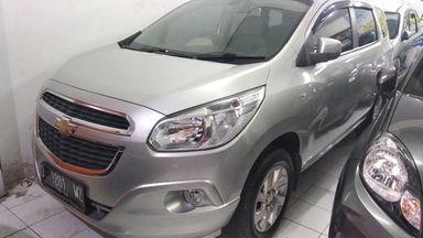 2013 Chevrolet Spin LT - mulus terawat, kondisi OK, Tangguh