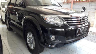 2011 Toyota Fortuner G - Siap Pakai (s-2)