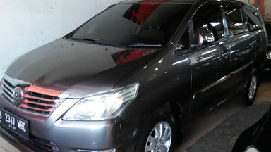 2012 Toyota Kijang Innova 2.5 G - Mulus