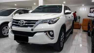 2016 Toyota Fortuner VRZ - Mobil Pilihan