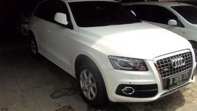 2010 Audi Q5 AT - Nego Halus