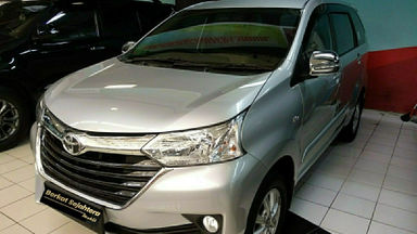 2016 Toyota Avanza G - Pemakaian Pribadi