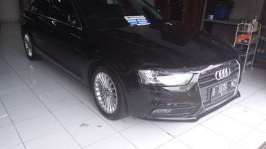2013 Audi A4 1.8 - Unit Istimewa