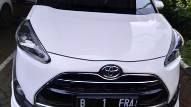 2016 Toyota Sienta Q - FREE SERVICE DAN OLI 1 TAHUN DI ALL AUTO2000 (s-0)