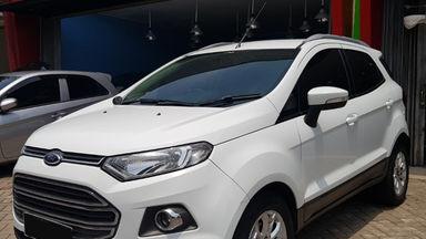 2014 Ford Ecosport Titanium - Terawat-Siap Pakai