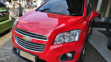 2016 Chevrolet Trax ltz - Barang Bagus Siap Pakai