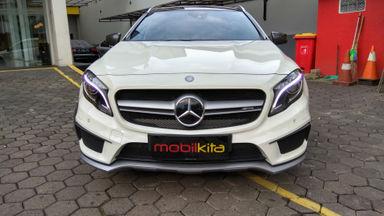 2015 Mercedes Benz GLA 45 AMG CBU Turbo - mulus terawat, kondisi OK
