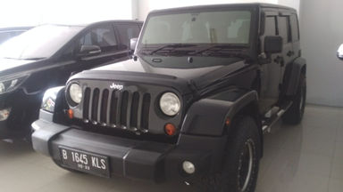 2012 Jeep Wrangler SAHARA - Good Condition