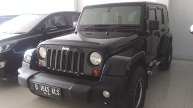 2012 Jeep Wrangler SAHARA - Good Condition