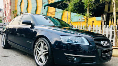 2005 Audi A6 C6 - Nego Halus
