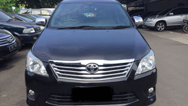 2013 Toyota Kijang Innova G - Kondisi Terawat Siap Pakai (s-1)