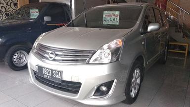 2013 Nissan Grand Livina XV - mulus terawat, kondisi OK