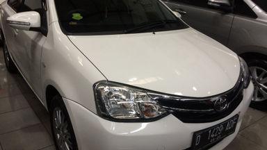 2015 Toyota Etios Valco MT - Harga Bersahabat