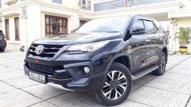 2017 Toyota Fortuner 2.4 VRZ TRD Sportivo AT - Mulus Terawat