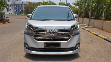 2015 Toyota Vellfire G ATPM - Mulus Terawat (s-11)