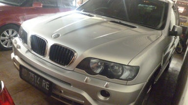 2001 BMW X5 3.0 - Unit Super Istimewa