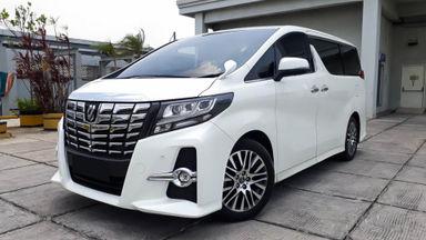 2015 Toyota Alphard SC Audioless - Mobil Pilihan (s-0)