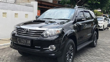 2015 Toyota Fortuner G VNT Diesel Automatic - Pemakaian 2016 Harga NEGO (s-0)