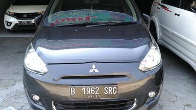 2012 Mitsubishi Mirage AT - Dijual Cepat, Harga Bersahabat