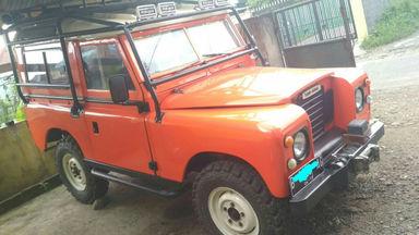1969 Land Rover Defender Series-2 Short - Terawat Siap Pakai