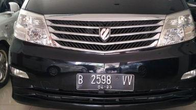 2008 Toyota Alphard G - mulus terawat, kondisi OK, Tangguh