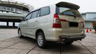 2014 Toyota Kijang Innova Grand New V - Mobil Pilihan (s-4)