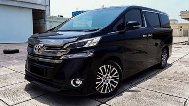 2015 Toyota Vellfire G ATPM - Mobil Pilihan