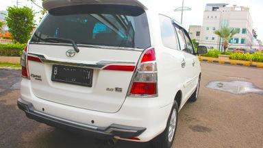 2013 Toyota Kijang Innova G MT - barang bagus terawat & siap tukar tambah (s-4)