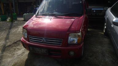 2003 Suzuki Karimun Wagon gx - Unit Istimewa