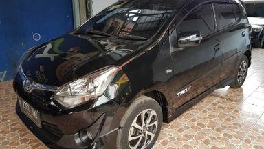 2017 Toyota Agya TRD S - Manual Hitam | Cash & Kredit | Garansi Mesin