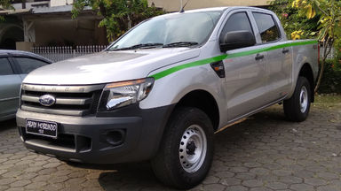 2015 Ford Ranger double cabin 2.2 xls 4x4 - Barang Cakep