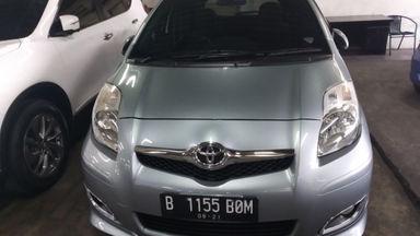 2011 Toyota Yaris S - Mulus Siap Pakai (s-4)